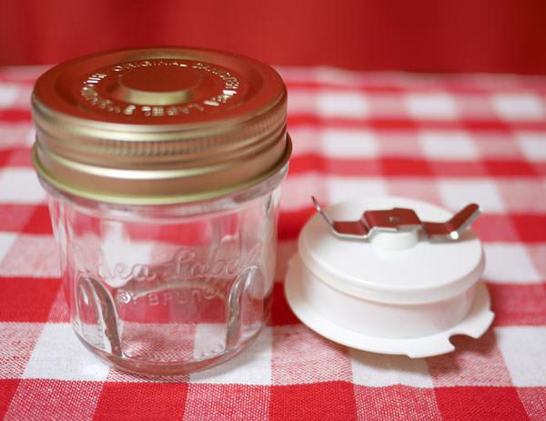 ミルセットのミルカップとミルの刃