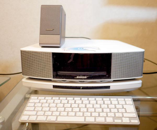 「Bose コンピューターミュージックモニター」と大きさを比較してみた