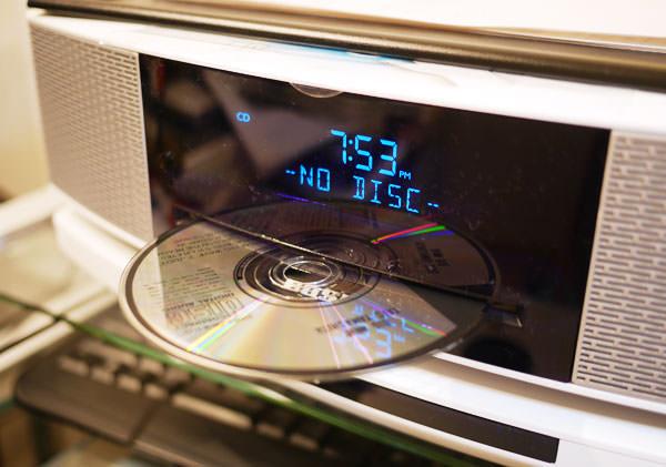 CDプレーヤー内蔵