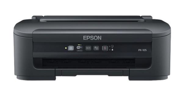 エプソンプリンター PX105画像