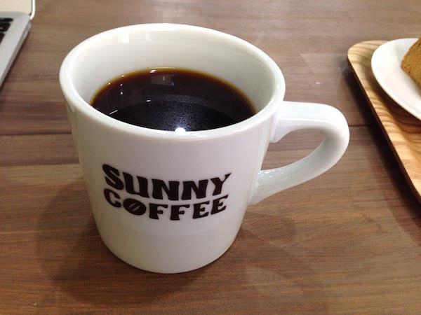 本日のコーヒーは早春ブレンド