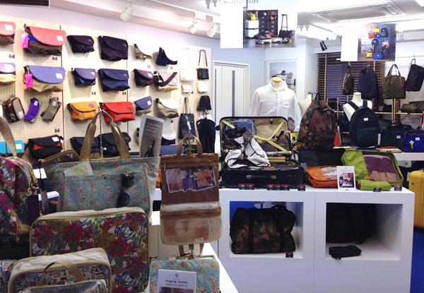 イデアインターナショナル 商品展示スペース