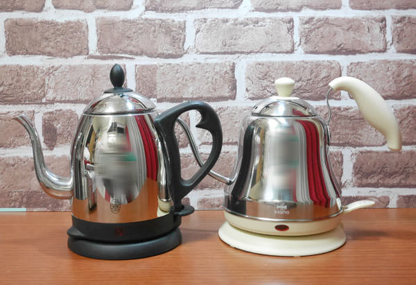 ラッセルホブスのカフェケトルと大きさを比較