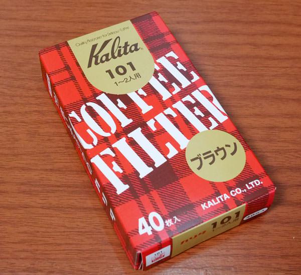 カリタ コーヒーフィルター 101
