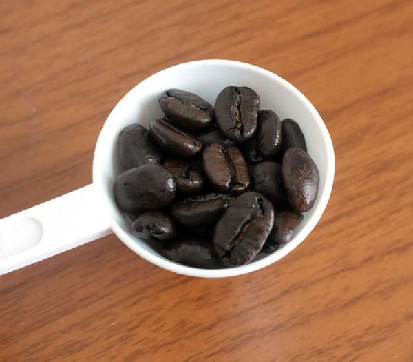 インドネシア リントン・ニ・フタ マンデリン 豆の画像