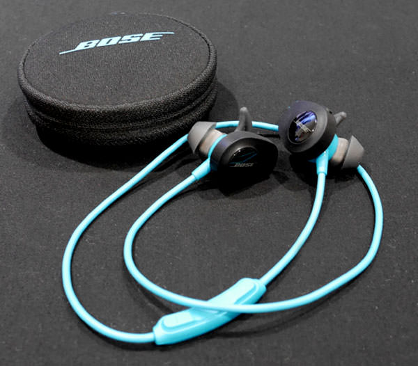 SoundSport wireless headphones タイトル画像