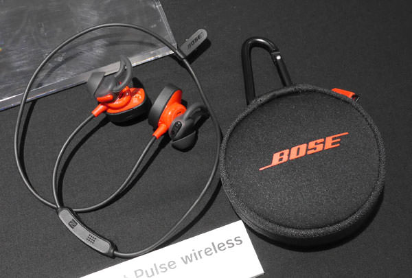 SoundSport Pulse wireless headphones 製品画像