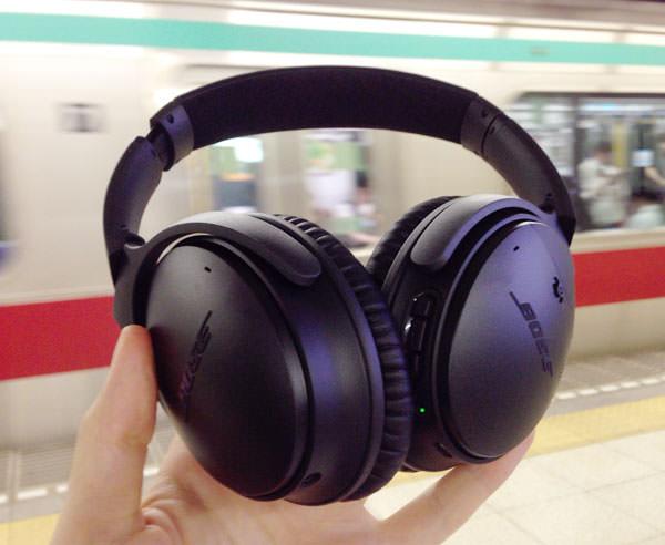 電車のノイズが減る