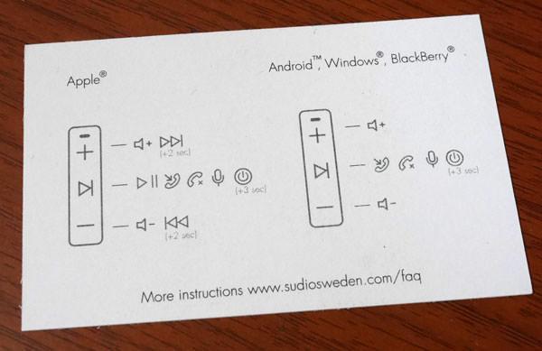 iPhoneとAndroidではリモコンの動作が異なる