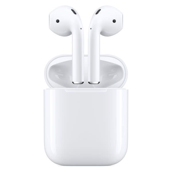 AirPods 製品画像 専用ケース
