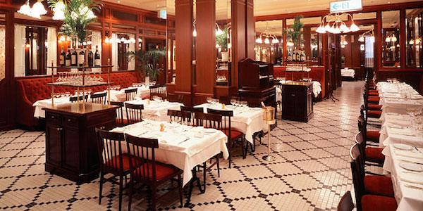 帝国ホテル 東京「ラ ブラスリー」