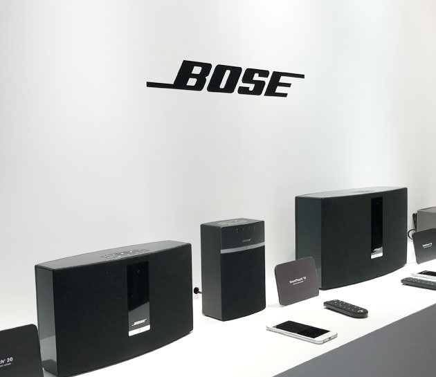 bose SoundTouch wireless speaker シリーズ