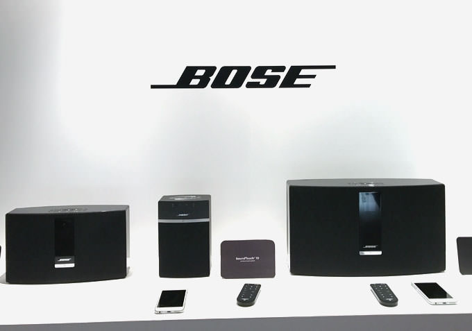 bose SoundTouch wireless speaker タイトル画像