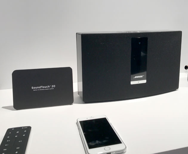 SoundTouch 20 wireless music system