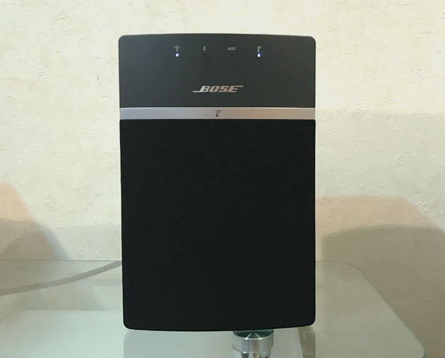 SoundTouch 10 wireless music system タイトル画像