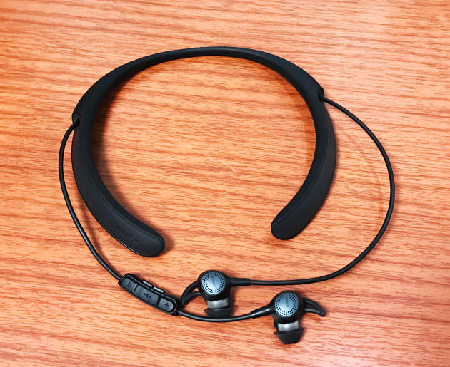Bose QuietControl 30 Wireless Headphones 製品画像