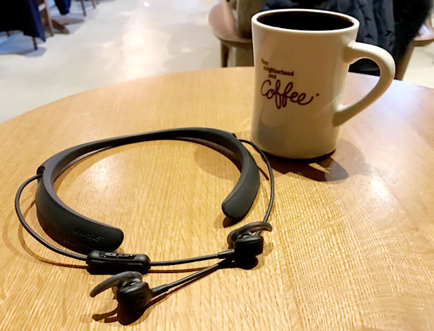 Bose QuietControl 30 Wireless Headphones タイトル画像