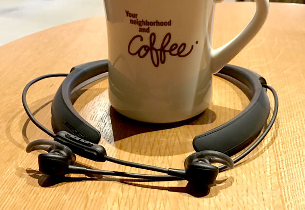 カフェの使用イメージ