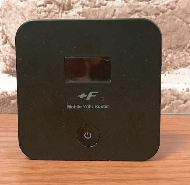 スマモバ 富士ソフト+F FS020W 本体画像
