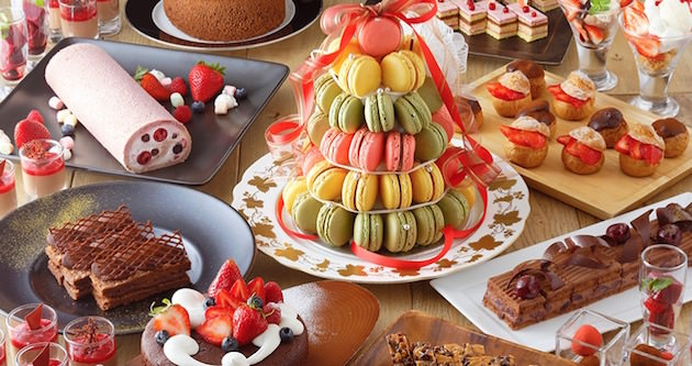 京都タワーホテル Chocolate×Berry Special Buffet