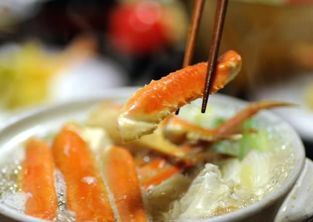 カニ食べ放題プランがある旅行 タイトル画像