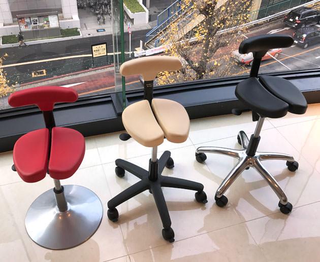学習用椅子として高評価!アーユルチェアーは子供を腰痛から守る タイトル画像