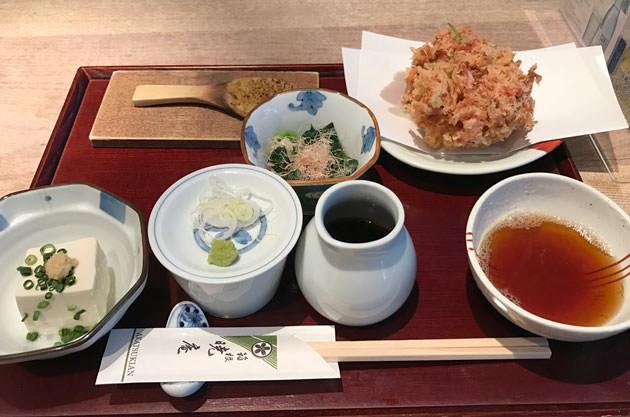 「箱根」が届いた。蕎麦は後から届く