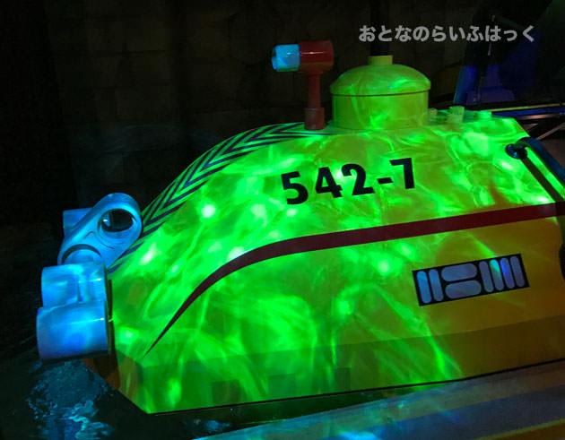 サブマリン・アドベンチャー 潜水艦