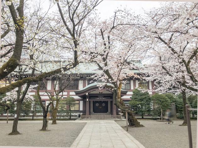 靖国神社 南門