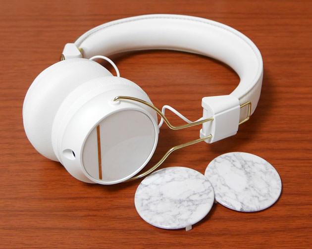 Sudio REGENT WHITE ヘッドフォンキャップ交換方法 タイトル画像