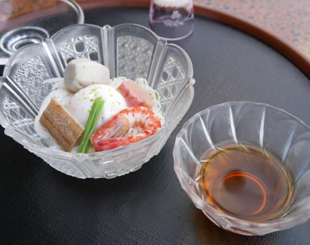 煮合(素麺)