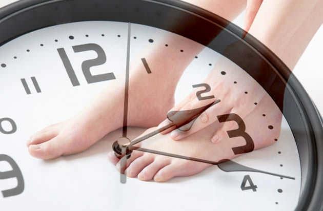 マッサージ時間を節約