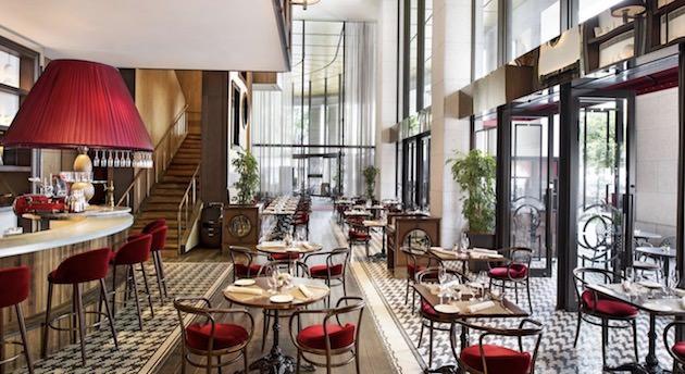 セント レジス ホテル 大阪 ハロウィンデザートブッフェ