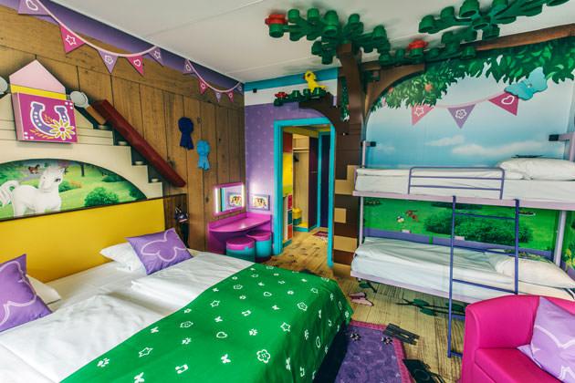 レゴ フレンズ 客室