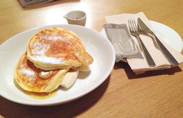 パンケーキ:ビルズのランチとアフタヌーンティーを予約する方法!ポイントも貯まる!