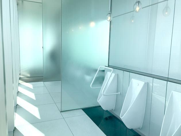 トイレの中の様子