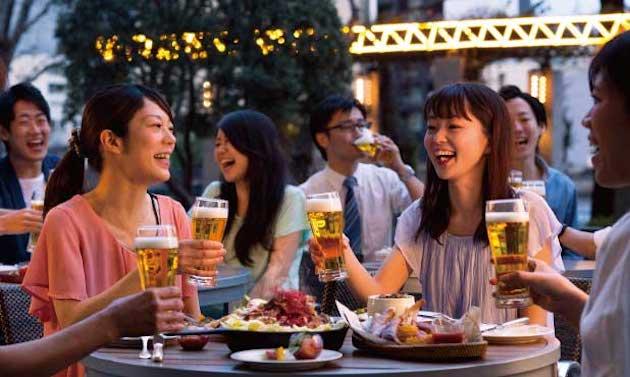 第一ホテル東京シーフォート ビアガーデン2018