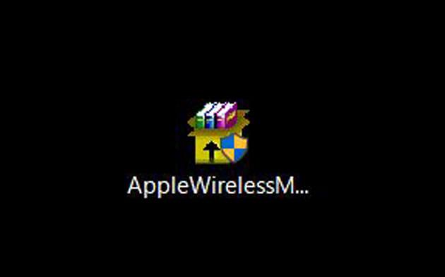 「AppleWirelessMouse64.exe」のアイコン