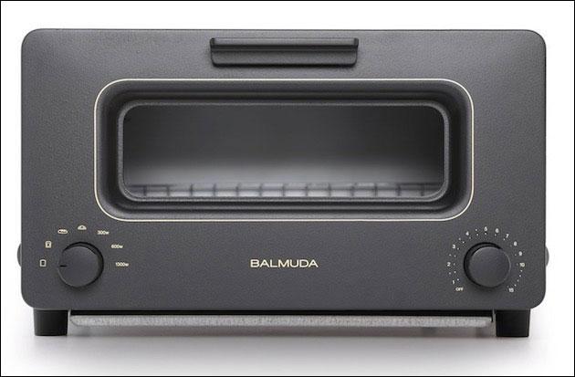 Amazon.co.jp限定ホワイトバット付き、バルミューダ「BALMUDA The Toaster」