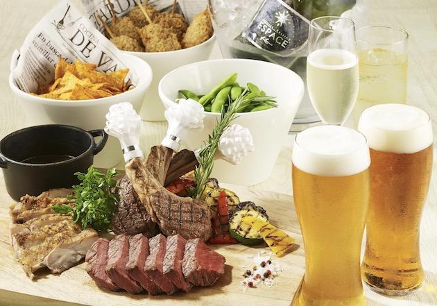 東京プリンスホテル 「Beer Party Plan」
