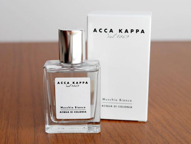 爽やかでいい香り!香水アッカカッパのホワイトモス オーデコロンを買った!これお薦め!