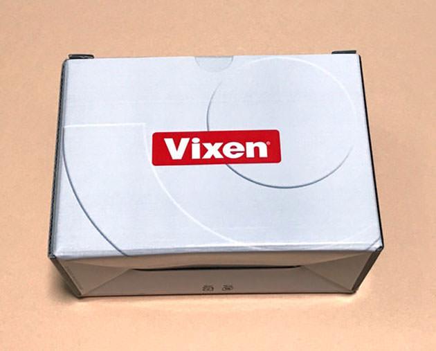 Vixen 単眼鏡 アートスコープ H4×12 箱