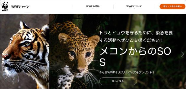 WWF(世界自然保護基金)