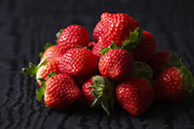 京都ブライトンホテル ストロベリーブッフェ「ハーブを愛する苺たち~ほおばる苺・香るハーブ~」