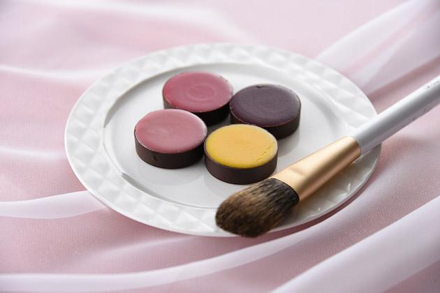 『ストロベリーランチブッフェ~Cosmetic Petit BonBon』メニュー例