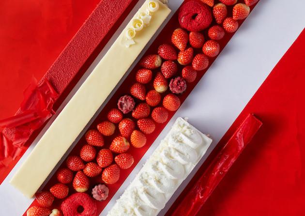 ハイアット リージェンシー 大阪 ストロベリースイーツブッフェ「Globe of Berries ~グローブ・オブ・ベリー~」