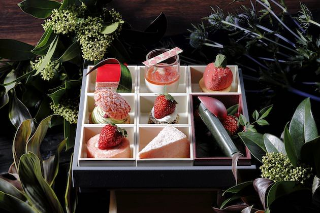 京都センチュリーホテル Super Strawberry Fair 2020 ~Five Senses~