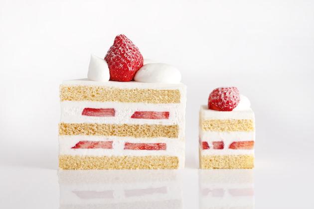 ホテルニューオータニ  スーパーショートケーキ