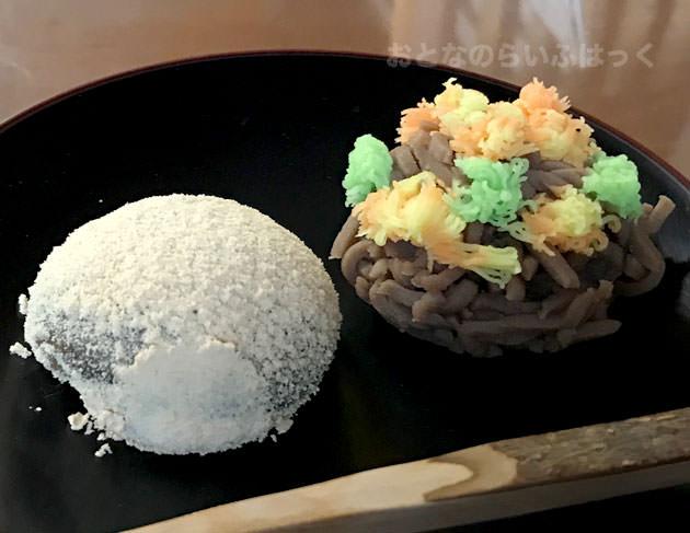 名古屋:林修先生お薦め和菓子、芳光のわらび餅は噂通りに美味しい!