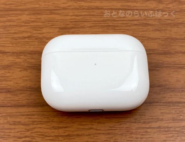 Wireless Charging Case 表面